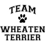 Team Wheaten Terrier T-Shirts