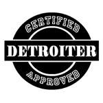 Certified Approved Detroiter (black-logo)