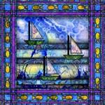Wild Sailboat Quilt
