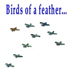 Birds of a Feather - B