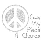 Give Piece A Chance
