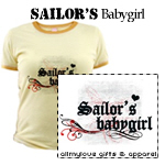 Sailor's baby Girl