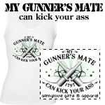 My Gunner's Mate T-Shirts and Gifts