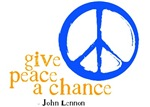 Give Peace a Chance ~
