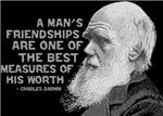 Darwin - Face - Worth