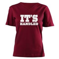 It's Handled TV Show T-shirts