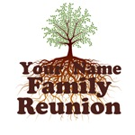 Family Reunion Tree T-shirts