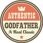 Authentic Godfather Vintage Gifts and T-Shirts
