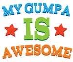My Gumpa Is Awesome Tshirts & Gifts