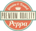 Premium Vintage Poppa Gifts and T-Shirts