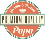 Premium Vintage Papa Gifts and T-Shirts