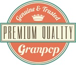 Premium Vintage Granpop Gifts and T-Shirts