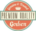 Premium Vintage Godson Gifts and T-Shirts