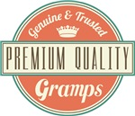 Premium Vintage Gramps Gifts and T-Shirts