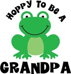 Hoppy to be a Grandpa Gifts and T-shirts