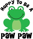 Hoppy to be a Paw Paw Gifts and T-shirts