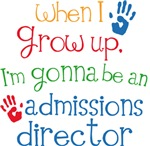 Future Admissions Director Kids T-shirt