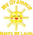 My Grammie Makes Me Laugh Kids Apparel