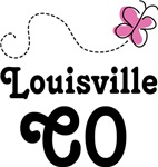 Louisville Colorado Tee Shirts and Hoodies