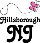 Hillsborough New Jersey Tee Shirts and Hoodies