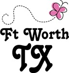 Ft Worth Texas Tee Shirts and Hoodies