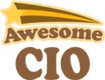 Awesome CIO Gifts T-shirts