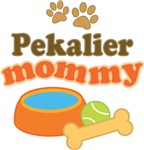 Pekalier Mom T-shirts and Gifts