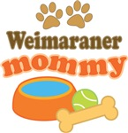 Weimaraner Mom T-shirts and Gifts