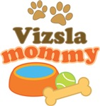 Vizsla Mom T-shirts and Gifts