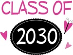 Cute Class of 2030 Pride T-shirts