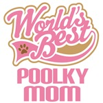 Plooky Dog Mom T-shirts