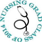 Nursing Grad Class of Gifts and Shirt