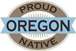 Proud Oregon Native T-shirts