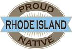 Proud Rhode island Native T-shirts