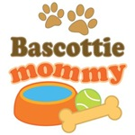 Bascottie Mom T-shirts and Gifts