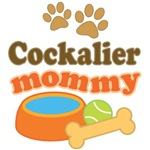 Cockalier Mom T-shirts and Gifts