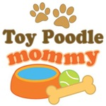 Toy Poodle Mom T-shirts and Gifts