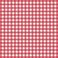 Gingham Checks Red White Gifts