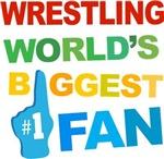 Wrestling Fan Sports T-shirts
