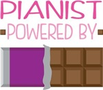 PIANIST powered by chocolate