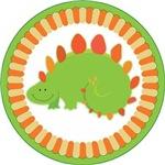 Dinosaur Lover Cute Kids T-shirts
