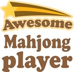 Awesome Mahjong Player T-shirts