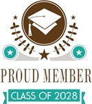 Proud Member Class Of 2028