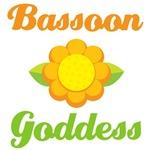 Bassoon Goddess T-shirts / Gifts