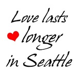Love In Seattle T-shirts and Gifts
