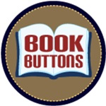 FUNNY BOOK LOVER AND LIBRARIAN BUTTONS