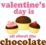 Valentine's Day Chocolate T-shirts & Gifts