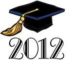Classic 2012 Graduation T-shirts / Gifts