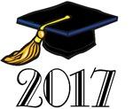 Classic 2017 Graduation T-shirts / Gifts