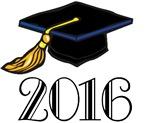 Classic 2016 Graduation T-shirts / Gifts
